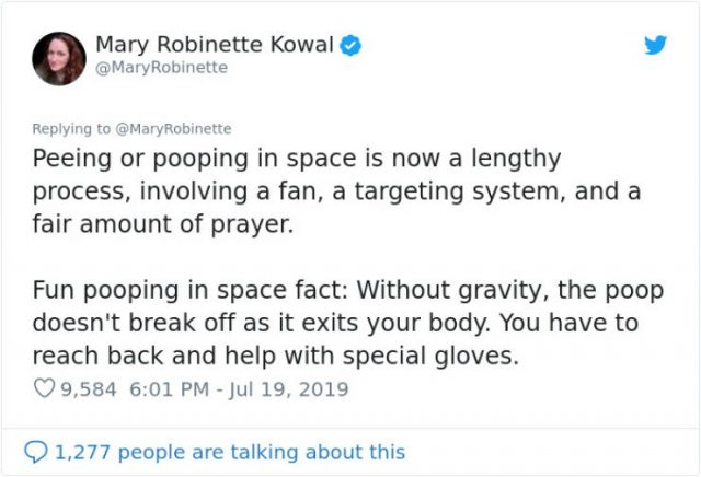 Peeing And Pooping In Space Sounds Like A Problem (34 pics)
