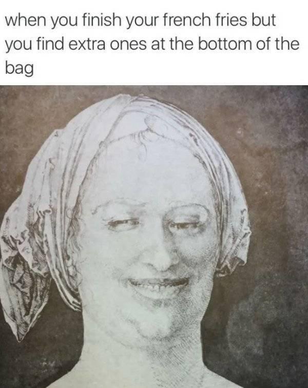Classical Art Memes (30 pics)