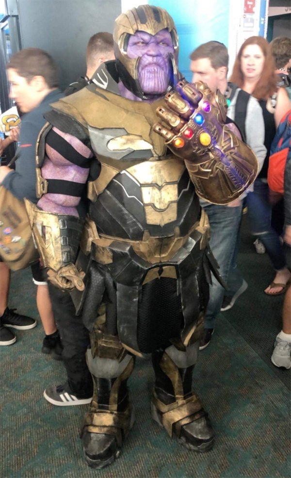 Very Cool Comic-Con 2019 Cosplay (30 pics)
