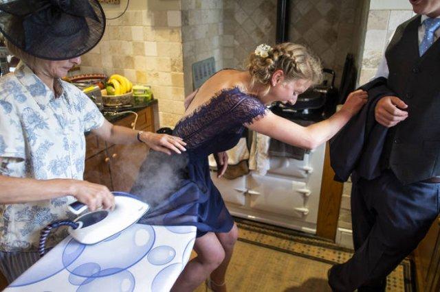 Funny Wedding Photos (27 pics)