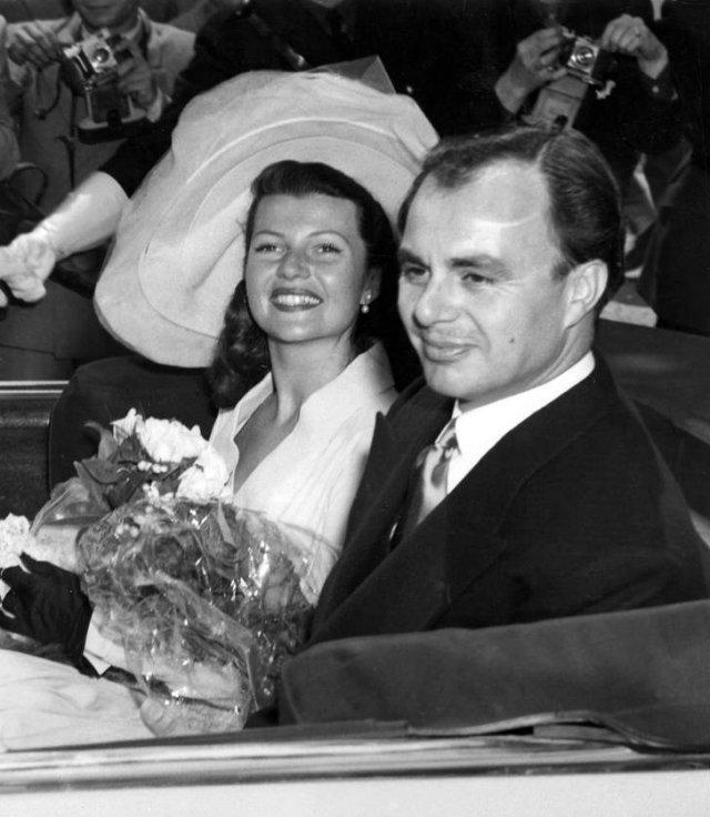 Celebrity Weddings Of 20th Century (16 pics)