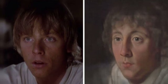 Classical Paintings Of Celebrities Created By AI (30 pics)