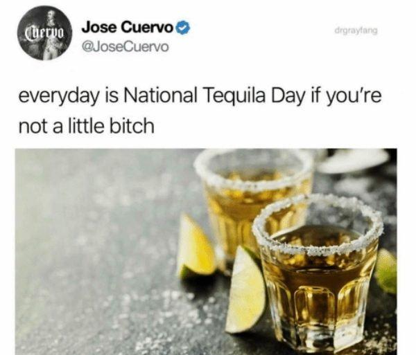 Tequila Memes (27 pics)