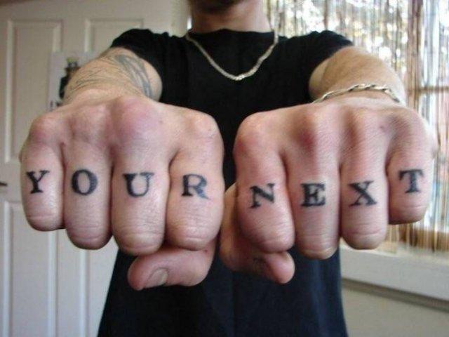 Tattoo Fails (20 pics)