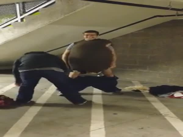 Two Friends Act As One Guy And Enter The Movie Theatre