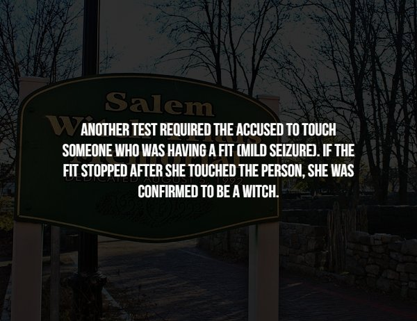 Facts About Salem Witch Trials (17 pics)