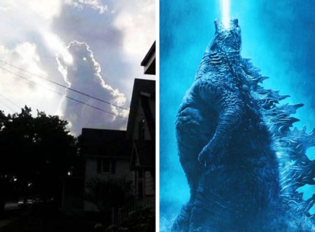 Cool Coincidences (20 pics)