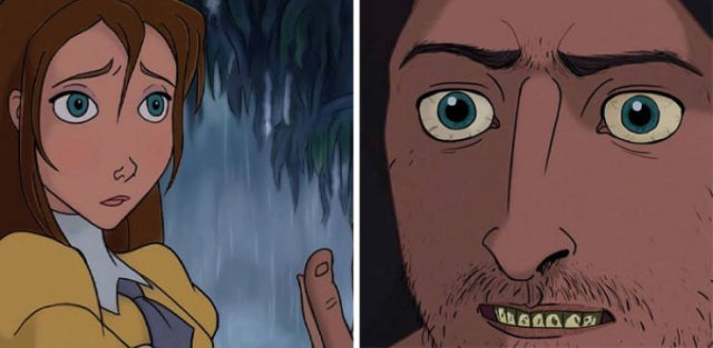 If Disney Movies Were Realistic (29 pics)