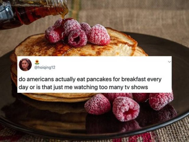 Do Americans Really Do Things They Do On TV? (25 pics)