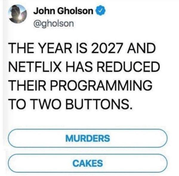 Netflix Memes (30 pics)