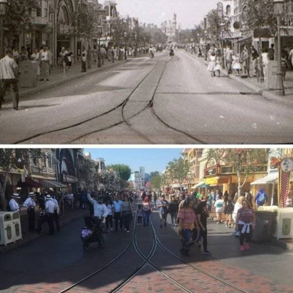 When The Past Meets The Present (33 pics)