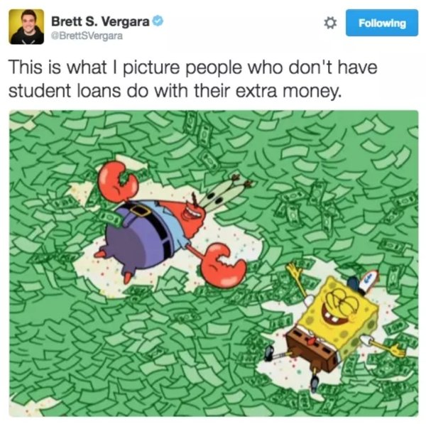 Student Loan Tweets (27 pics)