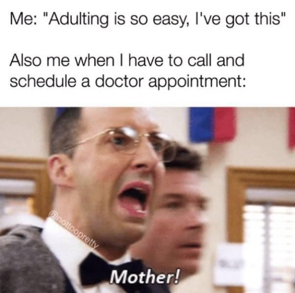 Adulting Memes (29 pics)