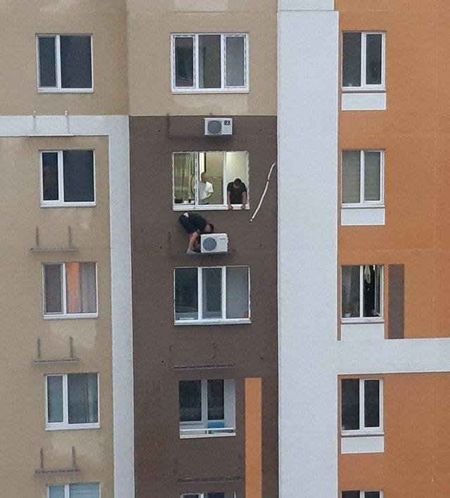 Safety? Who Cares (45 pics)