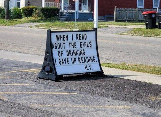 Funny Signs (26 pics)