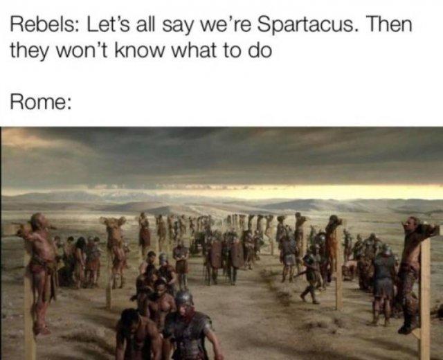 Historical Memes (32 pics)