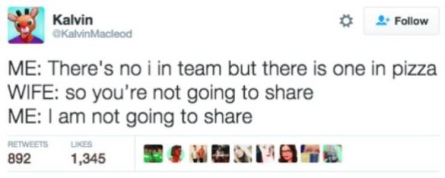 Tweets About Being Married (25 pics)