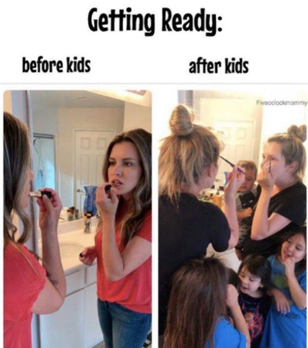 Memes About Moms (34 pics)