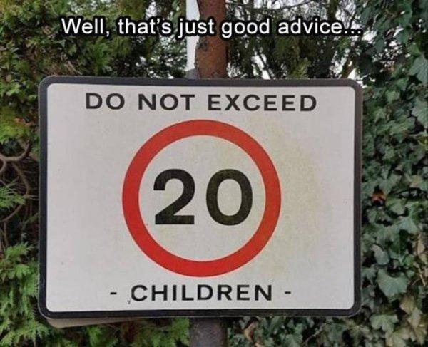 Funny Signs (40 pics)