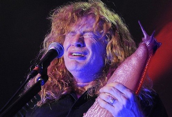 Guitar Solos Replaced With Giant Slugs (25 pics)