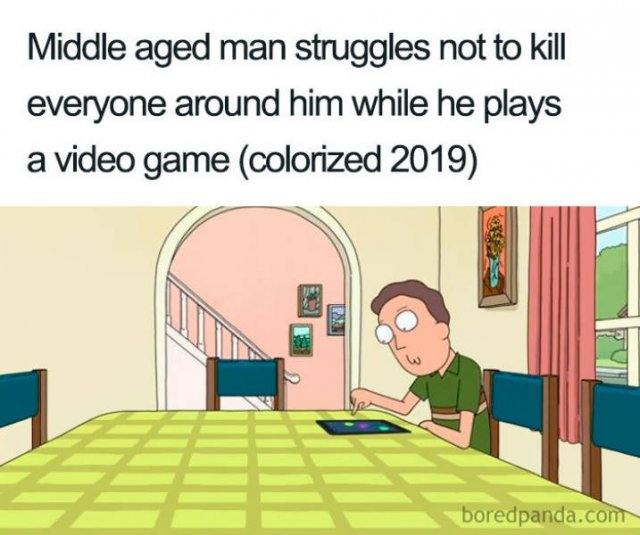 Memes That Make Fun Of The Idea That Video Games Cause Violence (51 pics)