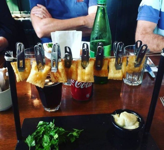 Interesting Ways To Serve Food (30 pics)