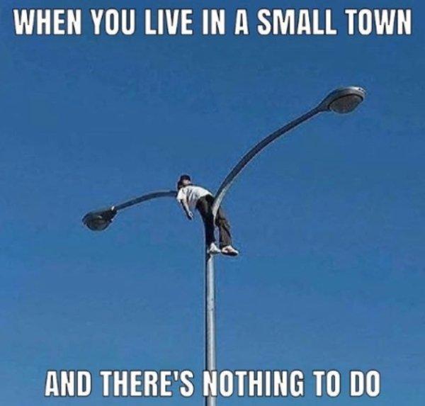 Small Town Memes (30 pics)