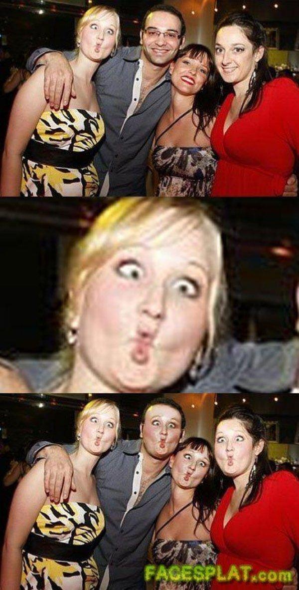Face Swap Memes (25 pics)