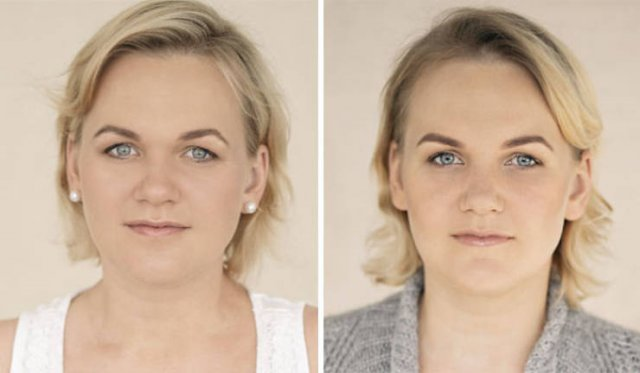 """Before And After Pregnancy. """"Becoming A Mother"""" By Vaida Razmislavičė (33 pics)"""