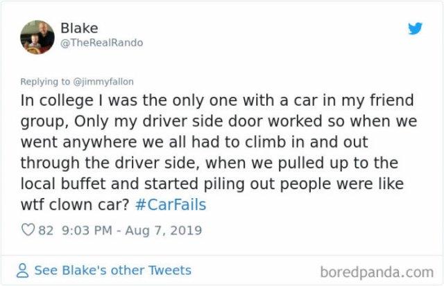 Car Fails (44 pics)