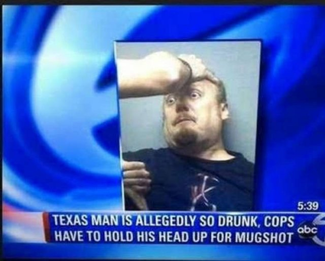 Drunk And High People (35 pics)