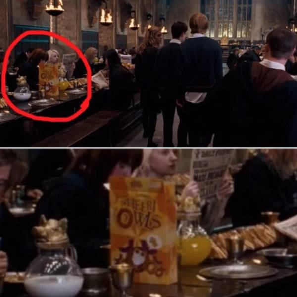 Harry Potter Details You Could Miss (28 pics)