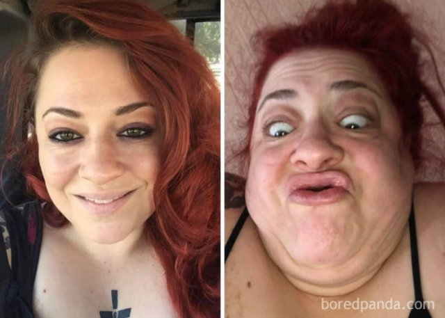 Same Girls Different Faces (30 pics)