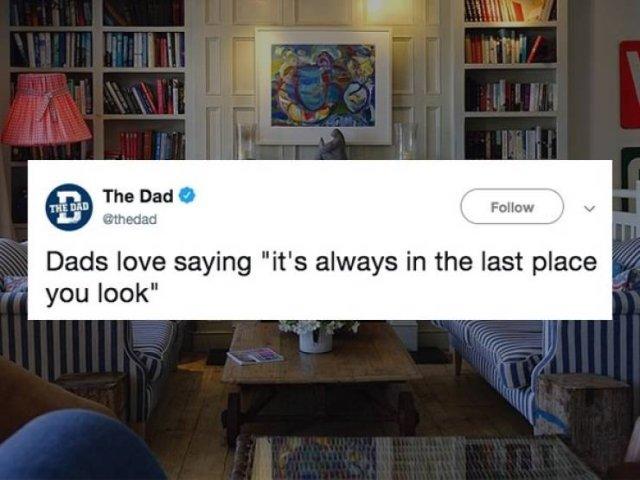 Dads Love Saying… (23 pics)