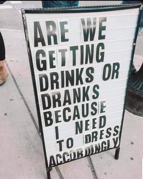 Funny Signs (29 pics)