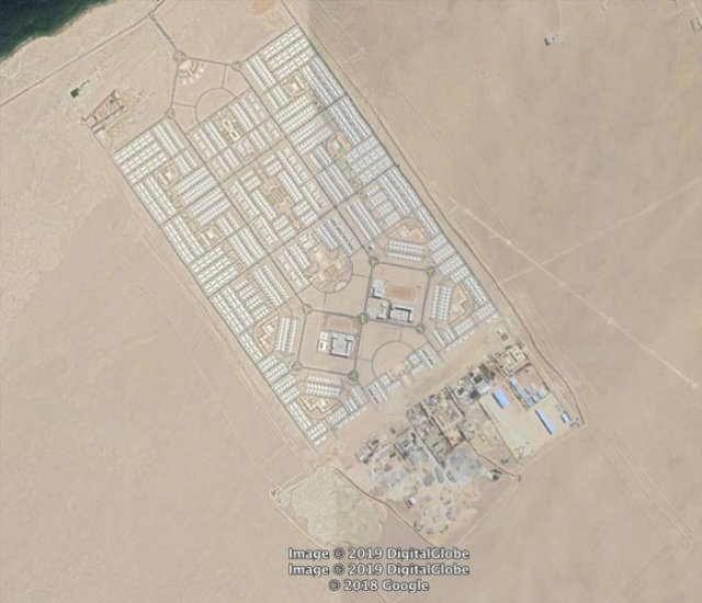 Interesting Things Found On Google Earth (30 pics)