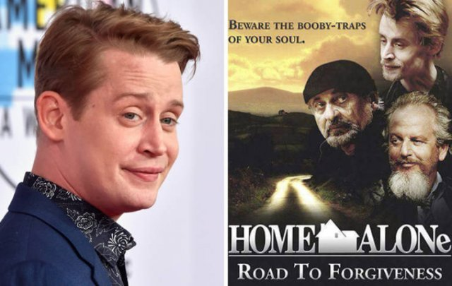 "The Best ""Home Alone"" Reboot Idea (10 pics)"