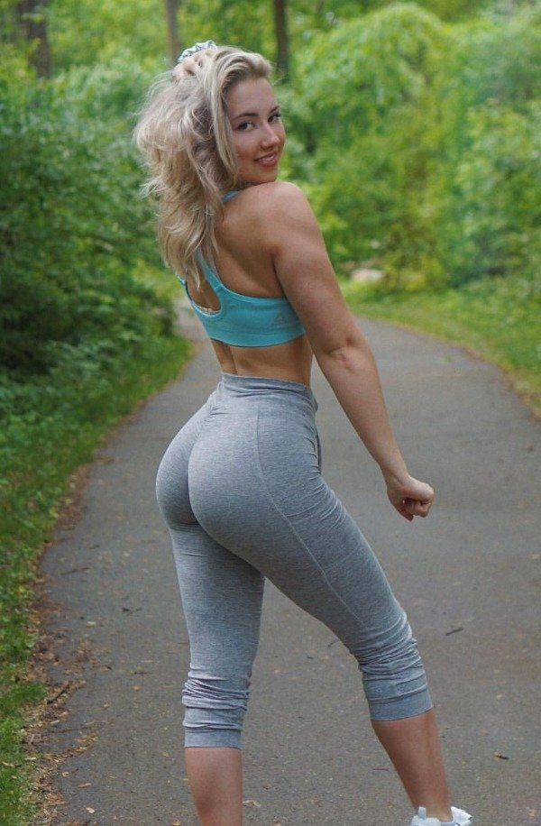 Hot Girls In Yoga Pants (47 pics)
