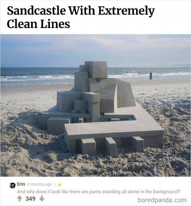 Funny But Smart Comments (42 pics)