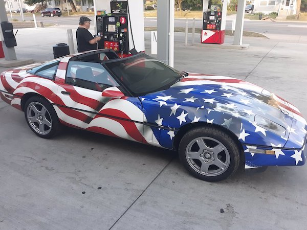 Welcome to America (24 pics)