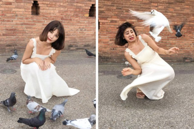 Perfect Photos? Or Perfectly Staged? (18 pics)