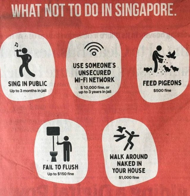Welcome To Singapore (25 pics)