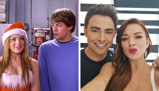Actors Reunited (21 pics)