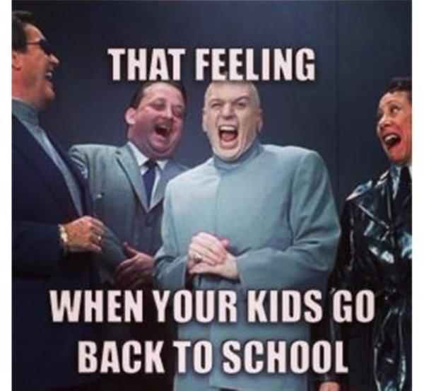 Back To School Memes (25 pics)
