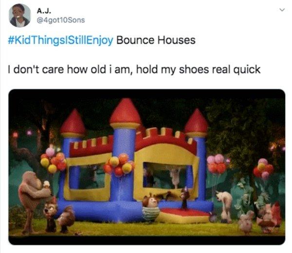 Kids Things That Adults Still Enjoy (30 pics)