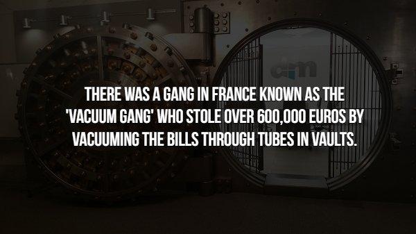 Gang Facts (15 pics)