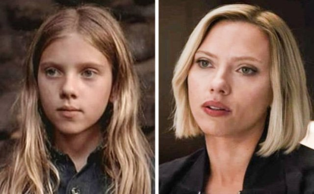 Celebs Then And Now (20 pics)