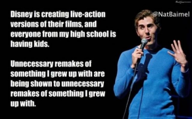 Stand-Up Comics Are Funny (30 pics)