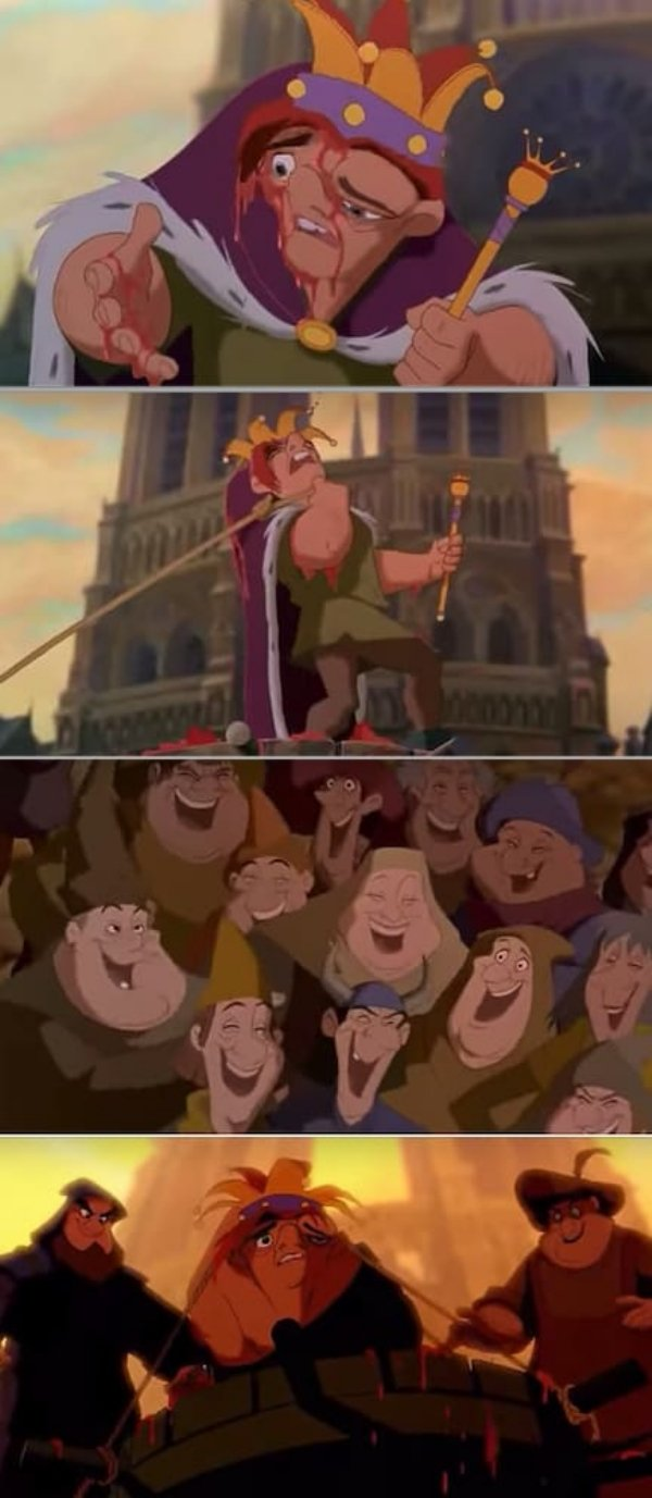 The Most Heart-Wrenching Disney Moments (26 pics)