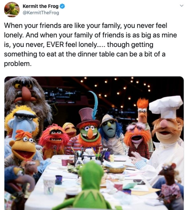 The Muppets On Twitter (20 pics)